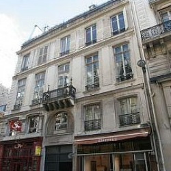 Location Bureau Paris 9ème 87 m²