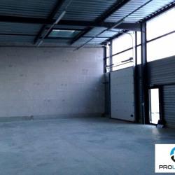 Location Local d'activités Montataire 135 m²
