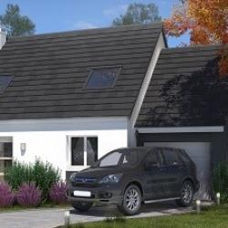 Maison  5 pièces + Terrain  375 m² Brebières