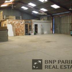 Location Local d'activités Rennes 375 m²