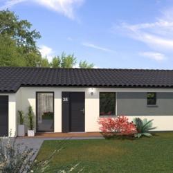 Maison  5 pièces + Terrain  1277 m² Torchefelon
