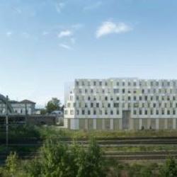 Vente Bureau Mulhouse 5996 m²