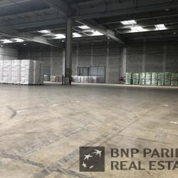 Location Entrepôt Châteaubourg 5800 m²