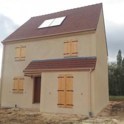 Maison  4 pièces + Terrain  410 m² La Queue-en-Brie