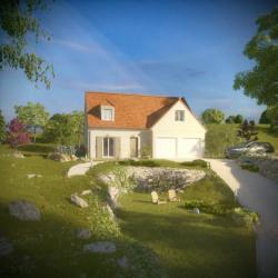 Maison  5 pièces + Terrain  830 m² Saint-Martin-du-Tertre
