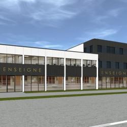 Vente Local commercial Vandœuvre-lès-Nancy 75 m²