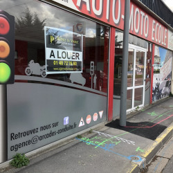 Location Local commercial Noisy-le-Grand 95 m²