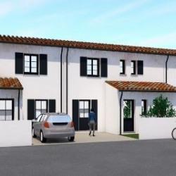 Maison  4 pièces + Terrain  168 m² Angliers