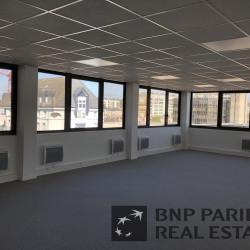 Location Bureau Rouen 2103 m²