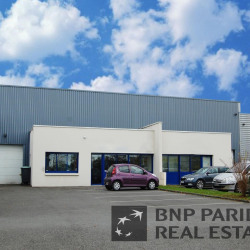 Location Local d'activités Bruz 210 m²