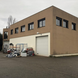Location Local d'activités Chaponost 574 m²