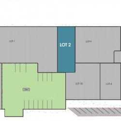 Location Local d'activités Ifs 240 m²