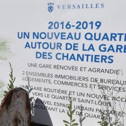 Vente Local commercial Versailles 110 m²