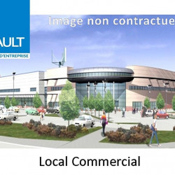Location Local commercial Toulouse (31200)