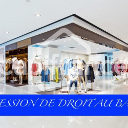 Cession de bail Local commercial Challans 46 m²