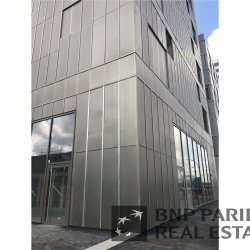 Location Bureau Rennes 96 m²