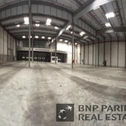 Location Entrepôt Bussy-Saint-Georges 7489 m²