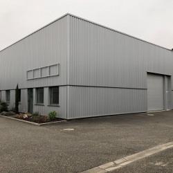 Location Local d'activités Bischheim 574 m²
