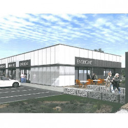Location Bureau Cugnaux 61,6 m²