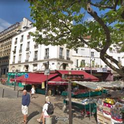 Cession de bail Local commercial Paris 5ème 106 m²