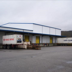 Vente Entrepôt Sandouville 4715 m²