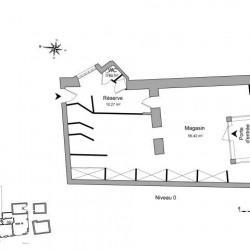 Location Local commercial Saint-Étienne 67 m²