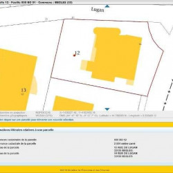 Location Local commercial Bègles 900 m²