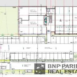Location Bureau Besançon 363 m²