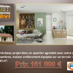Terrain  de 985 m²  Étables  (07300)