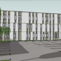 Vente Bureau Groslay 611 m²