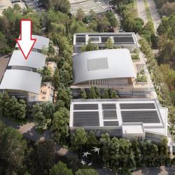 Location Bureau Sophia Antipolis 3481 m²