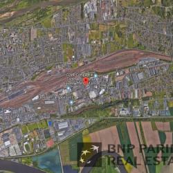 Vente Terrain Saint-Pierre-des-Corps 9316 m²