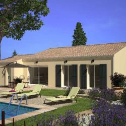 Maison  5 pièces + Terrain  620 m² Barbezieux-Saint-Hilaire
