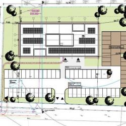 Vente Bureau Saint-Ismier 1348 m²