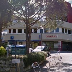 Location Bureau Sophia Antipolis 45 m²