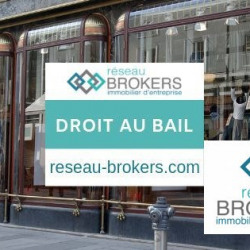 Cession de bail Local commercial Tassin-la-Demi-Lune 160 m²