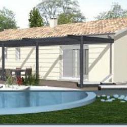 Maison  4 pièces + Terrain  932 m² Saint Antoine de Ficalba
