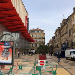 Cession de bail Local commercial Metz 61 m²