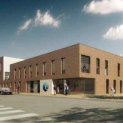Location Bureau Dunkerque 360 m²