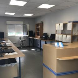 Location Bureau Angers 50 m²