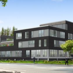 Location Bureau Lesquin 2233 m²