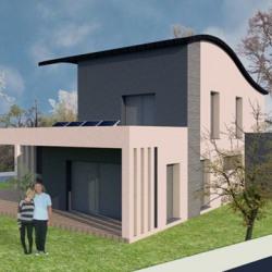 Maison  6 pièces + Terrain  700 m² Blotzheim