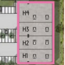 Vente Entrepôt Bailly-Romainvilliers 1386 m²