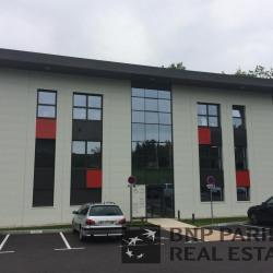 Location Bureau Voiron 166 m²