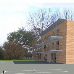 Vente Bureau Mérignac 178 m²
