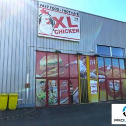 Location Local d'activités Compiègne 600 m²