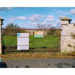 Vente Terrain Saint-Manvieu-Norrey 1001 m²