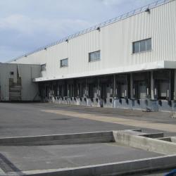 Location Entrepôt Compans 6890 m²