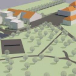 Vente Terrain Ennery 2750 m²