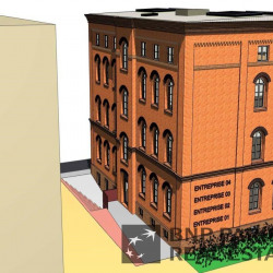 Vente Bureau Haguenau 925 m²